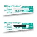 Химический индикатор (интегратор) для паровой стерилизации 3M Comply SteriGage