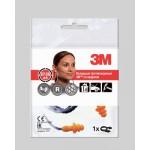 3M™ 1271 Вкладыши Противошумные в контейнере со шнурком