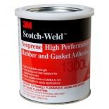 3M™ Scotch-Weld™ 1300L Клей Неопреновый Однокомпонентный Контактный, жёлтый, 1 л