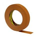 3M™ 401Е Маскирующая Лента, коричневая, 24 мм х 50 м