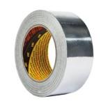 3M 1436 Алюминиевая Лента, серебряная, 100 мм х 50 м