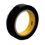 3M™ Застёжка-крючок SJ3572, чёрная, 25 мм х 23 м