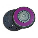 3M Hookit 50541 Оправка с Мультипылеотводом, мягкая, 5/16 Rupes, 150 мм, 1 шт./кор., 5 шт./уп.