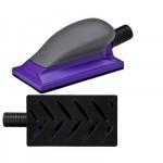 3M™ Hookit™ Purple+  05170 Шлифок с Мультипылеотводом, малый, 70 мм x 127 мм, 1 шт./кор.
