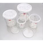3M™ PPS™ 50406 Крышки для Смесительных Емкостей, 365 мл, 180 шт/кор.