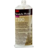 3M™ Scotch-Weld™ DP190 Клей Эпоксидный Двухкомпонентный, полу-прозрачный, 50 мл