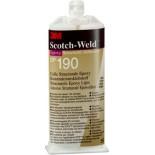 3M™ Scotch-Weld™ DP190 Клей Эпоксидный Двухкомпонентный, серый, 50 мл