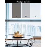 3M™ Пленка Оконная Архитектурная серии Prestige 70 Exterior солнцезащитная, прозрачная, размер рулона 1,829 х 30,48 м