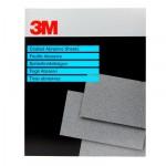 3M™ Wetordry™ 734 01981 Бумага Абразивная, водостойкая, Р180, 230 мм х 280 мм, 25 шт./кор., 10 кор./уп.