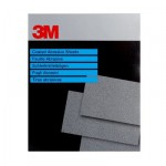 3M™ Wetordry™ 734 01973 Бумага Абразивная, водостойкая, Р600, 230 мм х 280 мм, 25 шт./кор., 10 кор./уп.