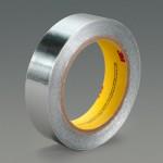 3M™ 431 Алюминиевая Лента, серебряная, 25 мм х 55 м