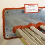 3M™ CS-195+ Огнезащитный Композитный Лист; размер 915 мм х 1041 мм
