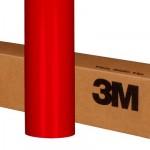 3M™ Scotchcal™ Транслюцентная Литая Пленка серии 3630-53, цвет красный кардинал, размер рулона 1,22 м х 50 м