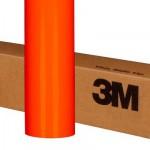 3M™ Scotchcal™ Транслюцентная Литая Пленка серии 3630-84, цвет тангерин, PANTONE® 151 C, размер рулона 1,22 м х 50 м