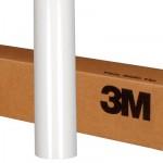 3M Scotchcal Пленка Литая серии 3650-10 для неровных, клепаных поверхностей, цвет белый, размер рулона 1,37 х 45,7 м