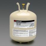 3M™ 78HT Клей-спрей Эластомерный Однокомпонентный для Приклейки Изоляции, голубой, 12,9 кг