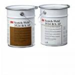3M Scotch-Weld 3524 B/A FST Двухкомпонентная Мастика для Заполнения Пустот, 4 кг