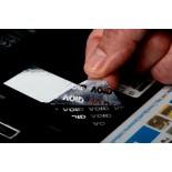 3M™ 76799 Плёнка Пломбировочная для Термотрансферной Печати, серебряная, 1375 мм x 500 м