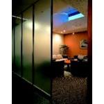 3M™ Пленка Литая серии CRYSTAL 7725SE-323 для оформления стекла с эффектом искристого инея, розовый, размер рулона 1,22 х 45,7 м