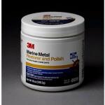 3M™ Marine 09019 Паста Полировальная для Металла, 500 мл, 6 шт./кор.