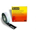 Scotch® 13 Самослипающаяся Полупроводящая Лента, рулон 19 мм х 4,5 м