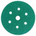 3M Hookit 245 80352 Круг Абразивный, зеленый, 7 отверстий, Р80, 150 мм, 50 шт./кор., 5 кор./уп.
