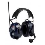3M™ Peltor™Гарнитура  LiteCom™Plus со встроенной рацией двухсторонней связи и эффективной шумоизоляцией MT7H7A4310-EU
