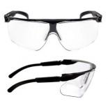 3M™ Maxim™ Очки Открытые из Поликарбоната с Покрытием DX, цвет линз прозрачный