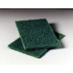 3M Scotch-Brite® 86 Губка для Универсальной Чистки, зеленая, 158 x 224 мм, 3 упаковки по 20 шт.