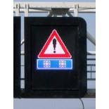 3М™ Знак Переменной Информации модель ERGBY 25 - 48X48