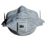 3M VFlex® 9162SV Противоаэрозольная Фильтрующая Полумаска, FFP1 NR D