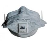 3M™ VFlex® 9162SV Противоаэрозольная Фильтрующая Полумаска, FFP1 NR D