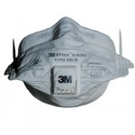 3M VFlex® 9163V Противоаэрозольная Фильтрующая Полумаска, FFP1 NR D