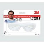 3M™ Очки Защитные Открытые, модель Virtua Арт. 71512-00000M, прозрачные