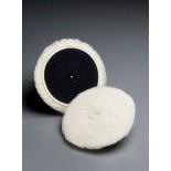 3M 85083 Шерстяной полировальный круг, диск Finesse-it шерстяной 133мм 23.8мм