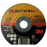 Круг зачистной для болгарки Cubitron II 94002 T27 125мм х 7.0мм х 22мм
