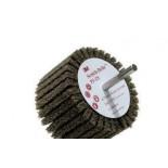 Круг лепестковый Scotch-Brite 3M 07210PF-ZS A MED 100мм х 45мм шпиндель6мм