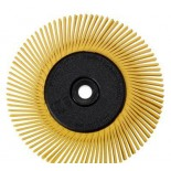 3M 27623 диск Scotch-Brite Bristle BB-ZB тип А P80 желтый 150мм