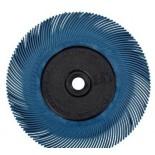 3M 33058 диск Scotch-Brite Bristle BB-ZB тип С P400 синий 150мм