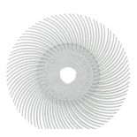 3M 30120 диск Scotch-Brite Bristle RB-ZB тип С P120 белый 50мм х 9.5мм