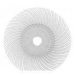 3M 30127 диск Scotch-Brite Bristle RB-ZB тип С P120 белый 75мм х 9.5мм