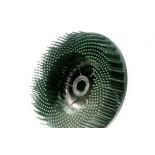 3M 24241 Круг Scotch-Brite Bristle BD-ZB торцевой P50 зеленый 115мм М14