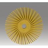 3M 30126 Круг Scotch-Brite Bristle RB-ZB тип С P80 желтый 75мм х 9.5мм