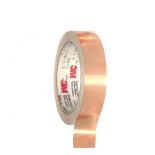 Медная лента 3М с токопроводящим клеем Scotch ® 1181, 10 мм х 16,5 м