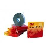 Scotch ® 23, самослипающаясярезиновая изоляционная лента в инд. уп., 19мм х 9,1м