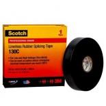 Scotch ® 130C, самослипающаяся резиновая изоляционная лента, 25мм х 9,1м