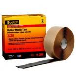 Scotch ® 2228, Электротехническая резиново-мастичная лента, 50мм х 3м