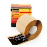 Scotch ® 31, резиново-мастичная самослипающаяся лента, 50,8мм х 2,7м