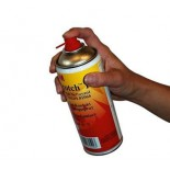 Scotch ® 1626 аэрозоль электротехнический для обезжиривания поверхностей и очистки от масел, смол, жиров, 400мл