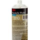 3М SW DP810 Двухкомпонентный клей (50 ml), акриловый, зеленый
